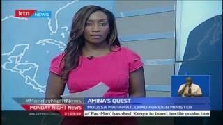 Monday Night News: Full Bulletin with Yvonne Okwara Matole, January 30th 2017