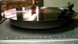 John Lee Hooker ~ Modern Records 78 - Ground Hog Blues