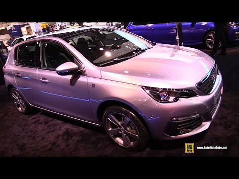 2019 Peugeot 308 Tech Edition – Exterior and Interior Walkaround – Debut at 2018 Paris Motor Show