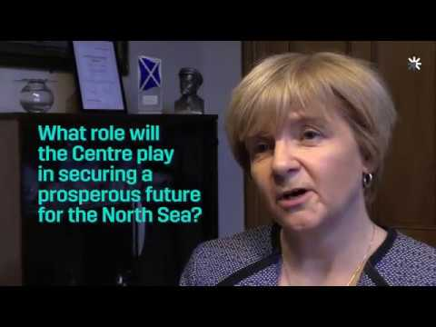 Cllr Jenny Laing - year one of the Oil & Gas Technology Centre