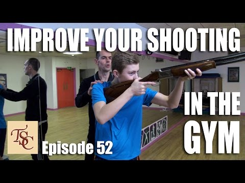 Schools Challenge TV – Shooters' Gym Workout