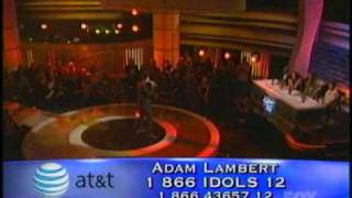 Adam Lambert: I Can't Get No Satisfaction