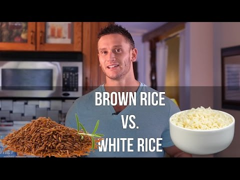 Brown Rice or White Rice - Which is Healthier?- Thomas DeLauer