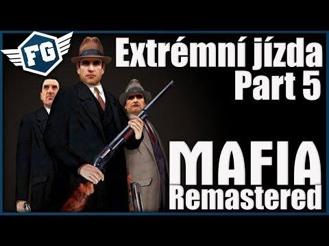 Mafia: Remastered - Extrémní Jízda #5 | Vybuchující Finále