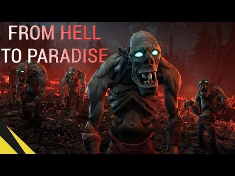 [SFM] From Hell to Paradise (Dota 2 – TI7 Short Film Contest)
