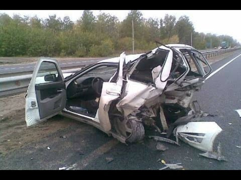 ДТП приора подборка аварий