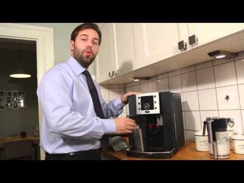DELONGHI Kaffeevollautomat ESAM 5500 T Perfecta   experten Angebot der Woche