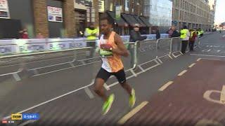 BEKELES First Race In 2020 - London Half Marathon 2020