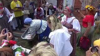 Русский крестьян. Село Новоивановка. Видео Белогорья