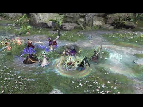 Check Out More Swords of Legends Online PvP Gameplay