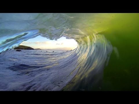 GoPro: Marti Paradisis' Triple Barrel – GoPro of the World May Winner