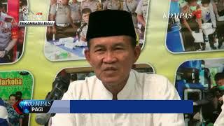 3 Alumni dan 4 Bom Aktif Diamankan dari Kampus UNRI