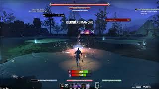 Magicka Sorcerer 89k+ - Elsweyr - PVE Static rotation dps