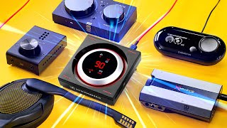 5 Gaming AMP & DACs to Instantly Improve Your Audio!