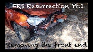 Rebuilding A Wrecked Scion FRS Pt. 1