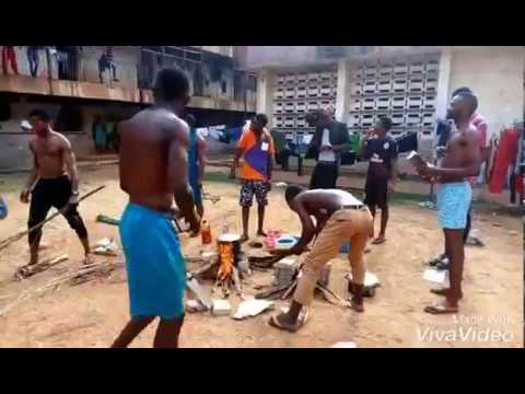 live of what UNN STUDENTS did in the hostel