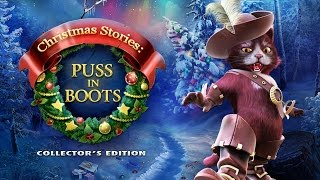 Christmas Stories: Puss in Boots Collector's Edition video