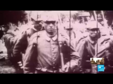 WWI armistice centennial: why was Germany defeated?