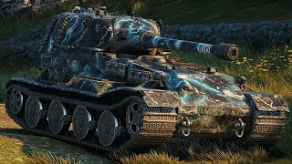 World of Tanks VK 72.01 (K) - 3 Kills 11,1K Damage