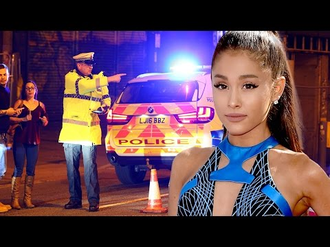 Fatal Explosion At Ariana Grande Concert In Manchester