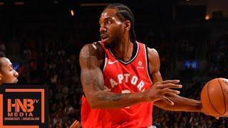 Toronto Raptors vs Detroit Pistons Full Game Highlights | 11.14.2018, NBA Season