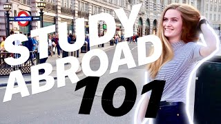 HOW TO STUDY ABROAD - THE ULTIMATE GUIDE