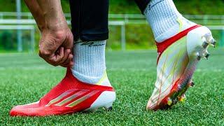 Messi Schuhtest - Adidas X Speedflow Review