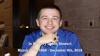 In Memory of Ben Stewart