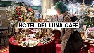 DTV.06: 🔑Hotel Del Luna Cafe, Meeting Rihanna for Fenty Beauty | Q2HAN