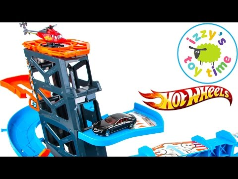 Hot Wheels Matchbox Elite Rescue Headquarters Playset | Fun Toy Cars for Kids