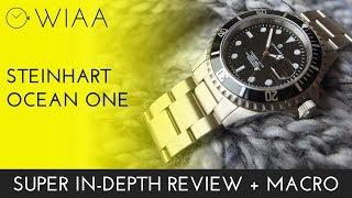 Steinhart Ocean 1 Watch Review
