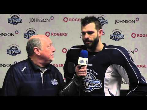 Blair Riley - IceCaps 360 (Mar. 7, 2014)