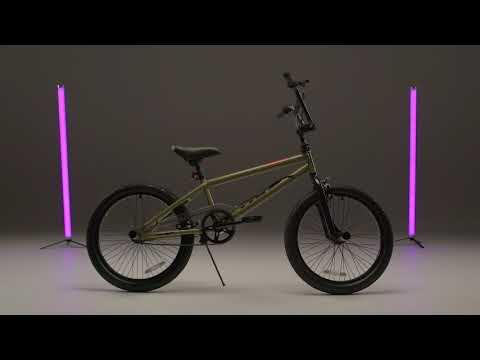 """Велосипед 20"""" DRIVE RUSH HOUR хаки"""