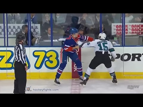Keith Aulie vs. James Sheppard