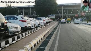 Ahmedabad Airport 2019 (International & Domestic)
