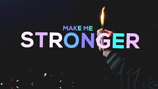 Murdock - Make Me Stronger (feat. Jenna G) (Lyric Video)