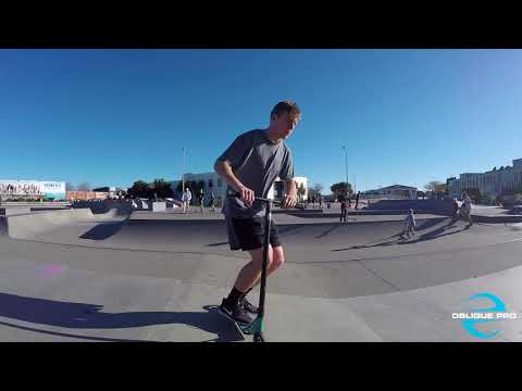 Scooter Trick by @jacoballenofficial