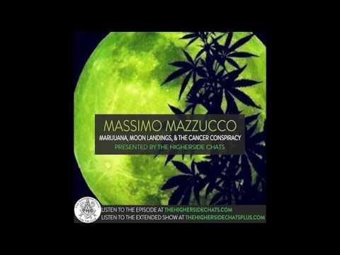 Massimo Mazzucco | Marijuana, Moon Landings, & The Cancer Conspiracy