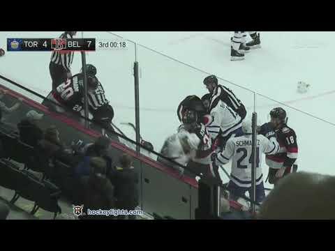 Jordan Szwarz vs. Tanner MacMaster