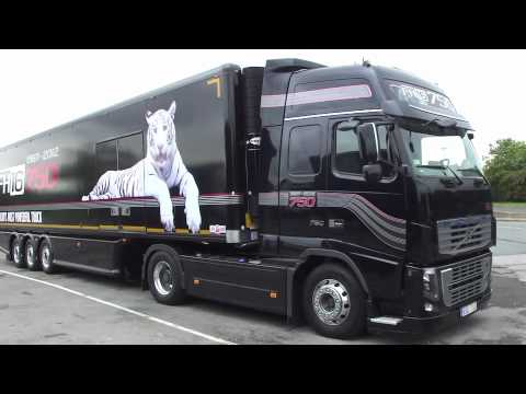 volvo fh16 750 uk first look origine kyfran je n 39 ai pas pu resister blog de michel013. Black Bedroom Furniture Sets. Home Design Ideas