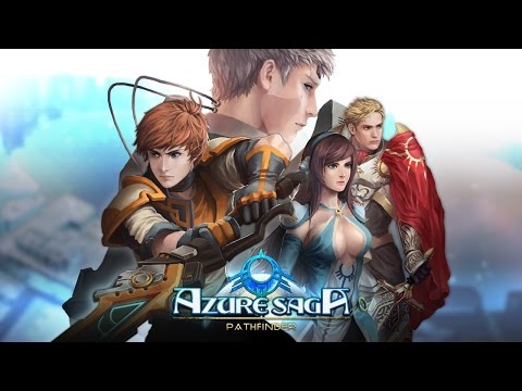 Azure Saga: Pathfinder - Reveal Trailer thumbnail