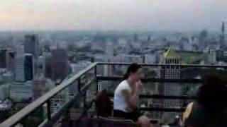 preview picture of video 'Vertigo Sky Bar Bangkok (Banyan Tree Hotel)'