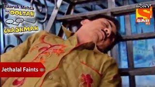 Jethalal Faints On The Staircase | Taarak Mehta Ka Ooltah Chashmah
