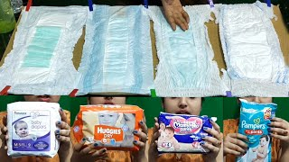 Best baby diapers in India || Best Baby Diapers Brands in india || mamy poko pants #babydiapers