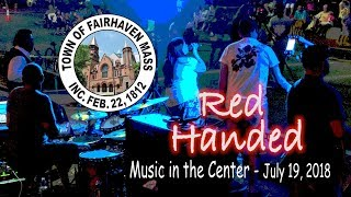 Music in the Center - Red Handed