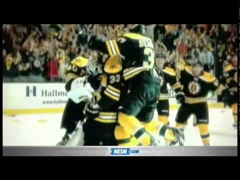 Bruins Win the Stanley Cup!    Kingston 530 - Long Time Coming