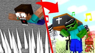 Minecraft: Coffin Dance Meme Compilation