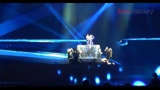 Jedward - Waterline - Eurovision Song Contest - Ireland 2012 - 3D - Rehearsal