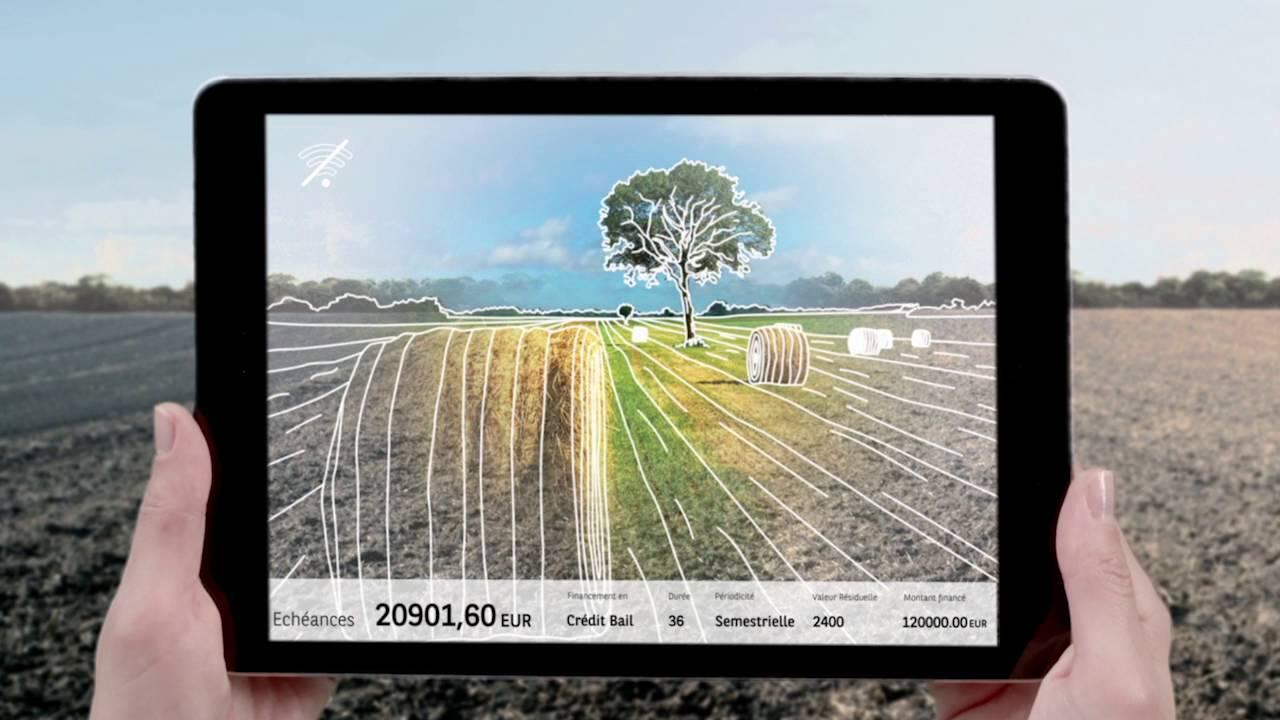 Campagne de promotion d'une application mobile B2B