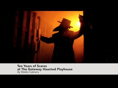 Ten Years of Scares at The Gateway Haunted Playhouse